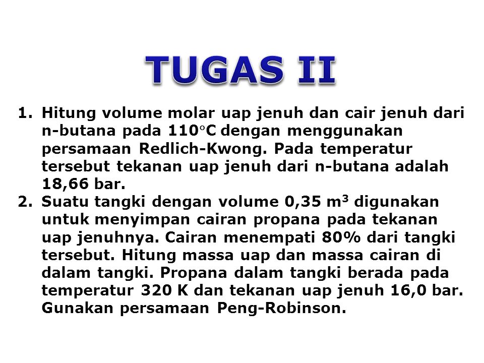 TUGAS II