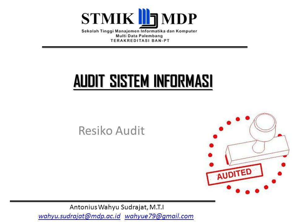 Resiko Audit