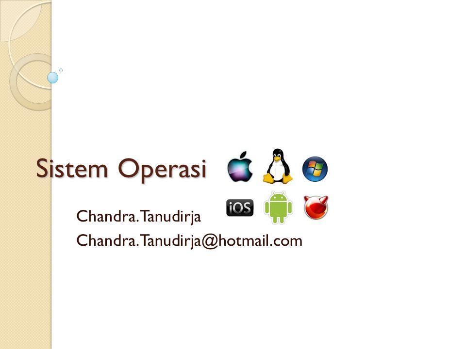 Chandra.Tanudirja Chandra.Tanudirja@hotmail.com