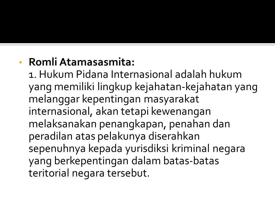 Romli Atamasasmita:
