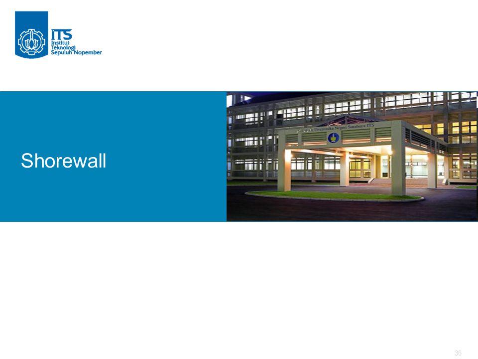 Shorewall