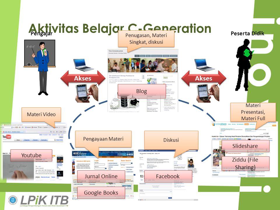 Aktivitas Belajar C-Generation