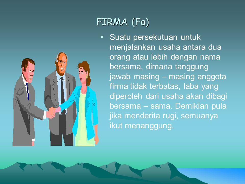 FIRMA (Fa)