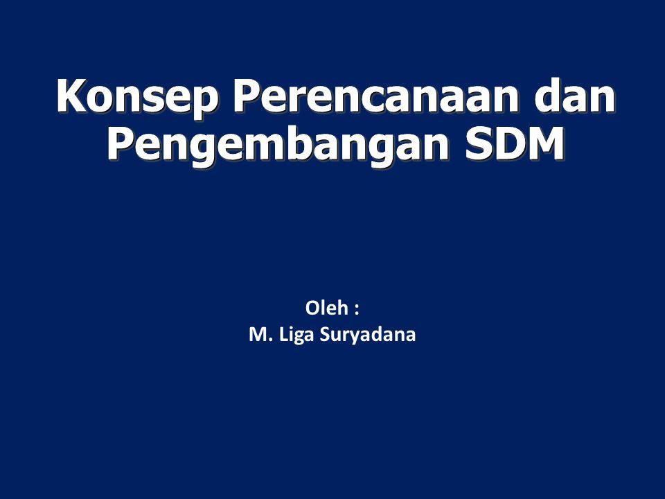 Konsep Perencanaan dan Pengembangan SDM