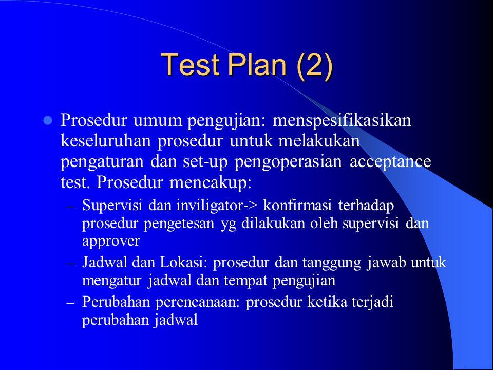 Test Plan (2)