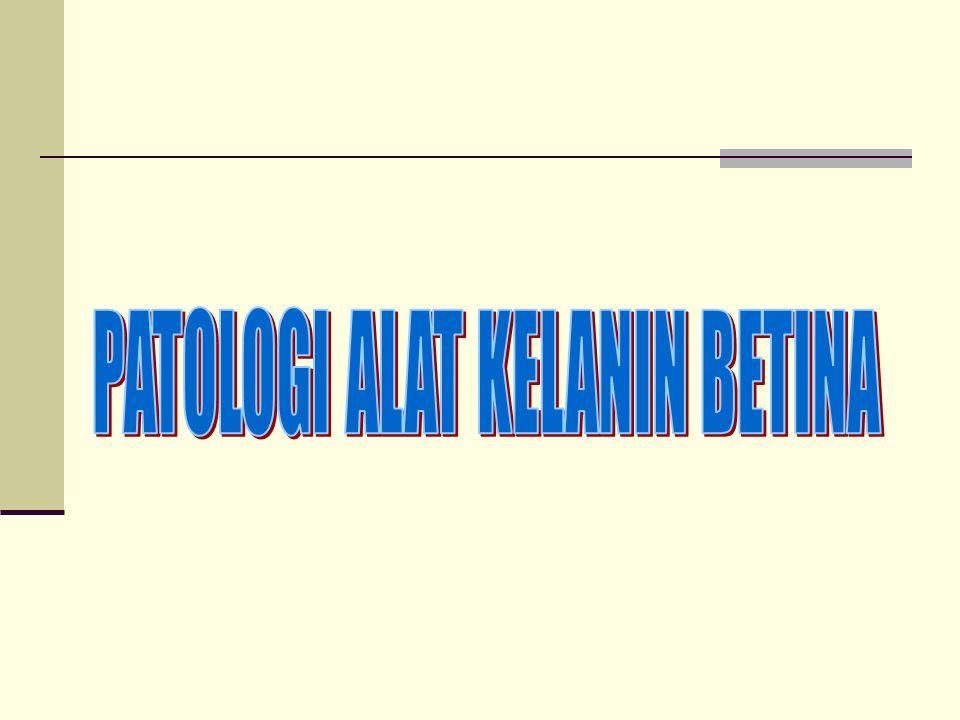 PATOLOGI ALAT KELANIN BETINA