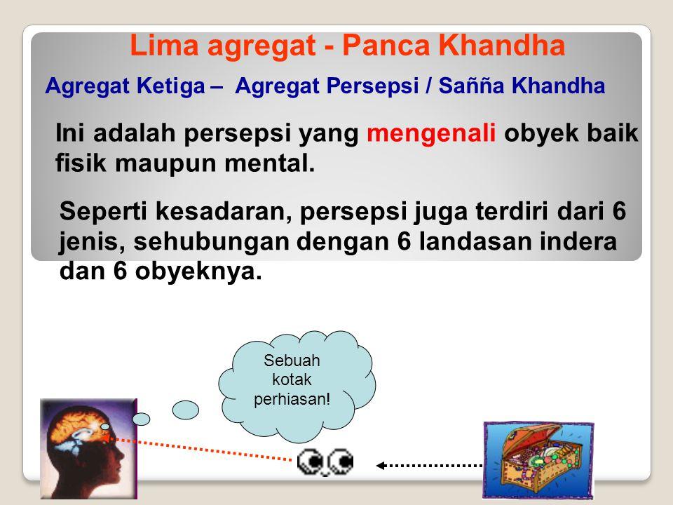 Lima agregat - Panca Khandha