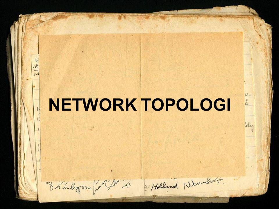 NETWORK TOPOLOGI