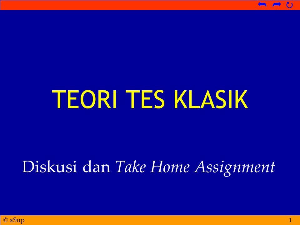 Diskusi dan Take Home Assignment