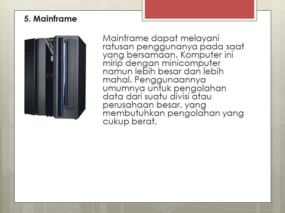 5. Mainframe