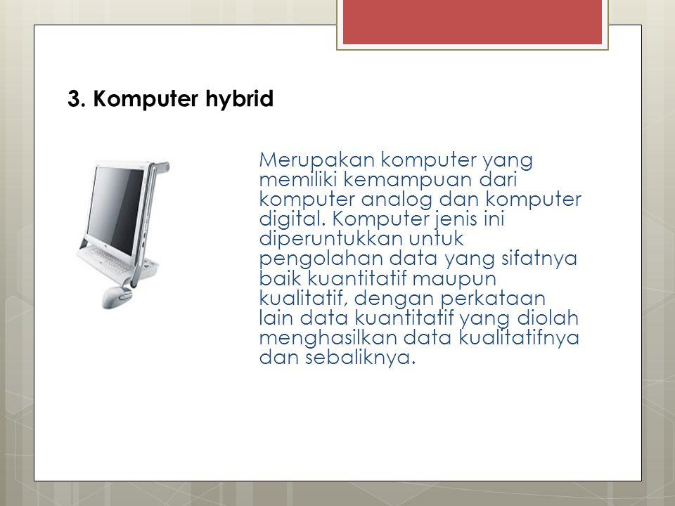 3. Komputer hybrid