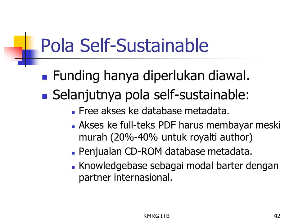 Pola Self-Sustainable