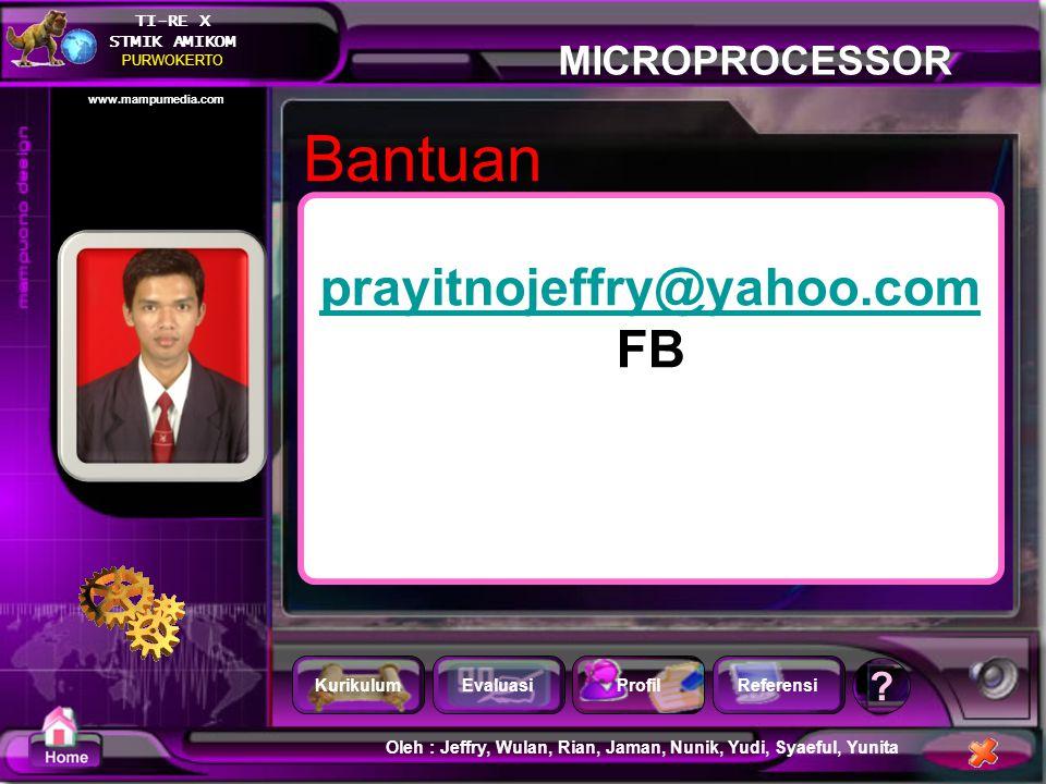 Bantuan prayitnojeffry@yahoo.com FB