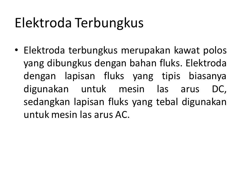 Elektroda Terbungkus