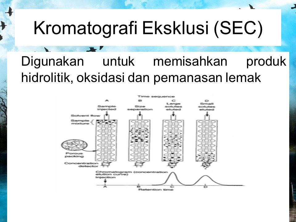 Kromatografi Eksklusi (SEC)