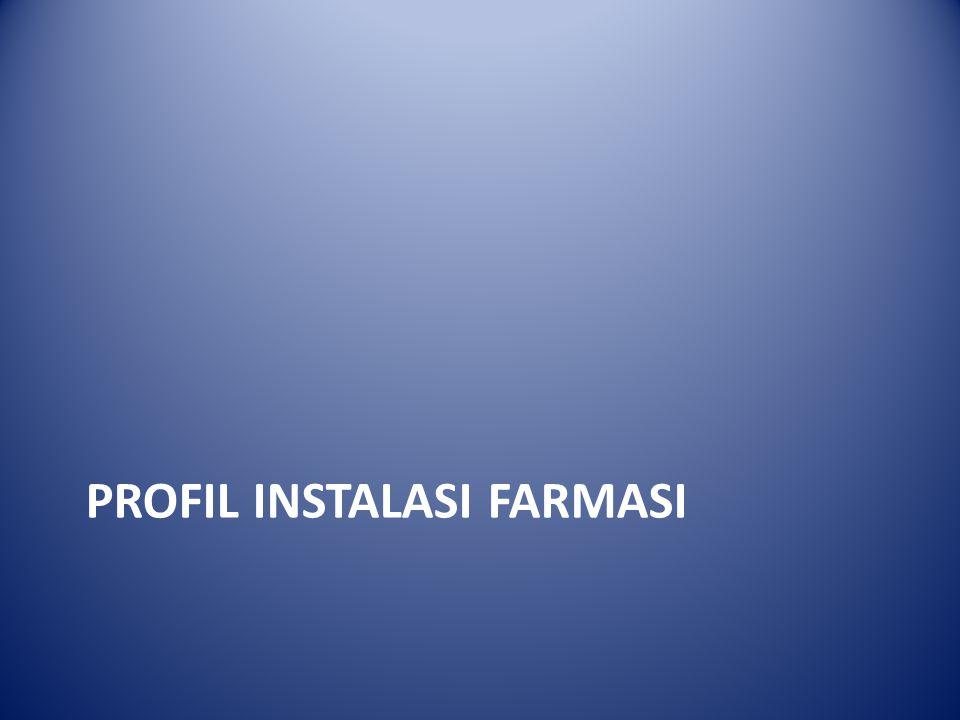 PROFIL INSTALASI FARMASI