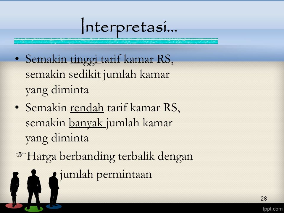 Interpretasi…