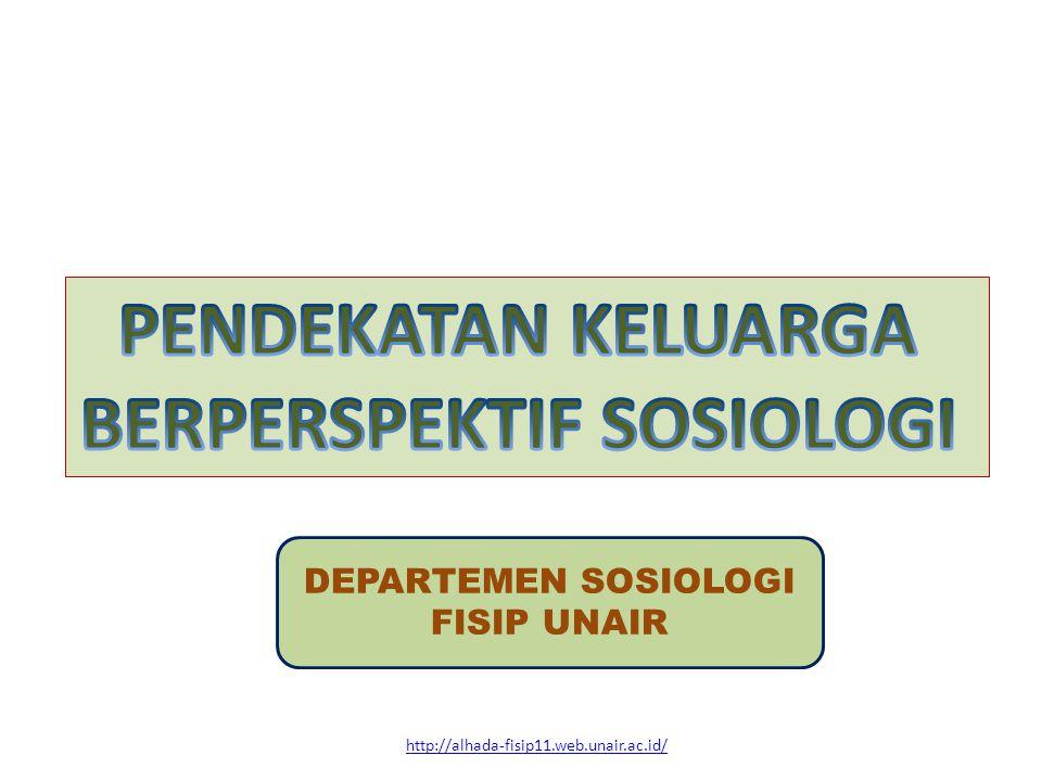 BERPERSPEKTIF SOSIOLOGI