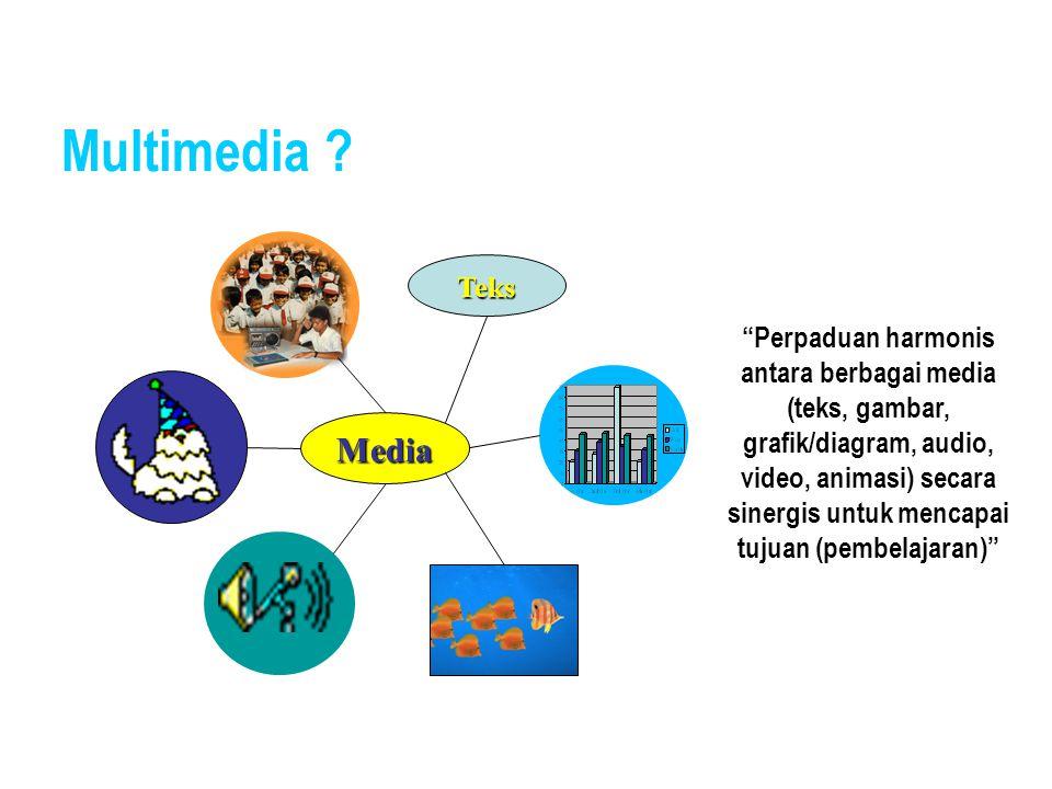 Multimedia Teks.