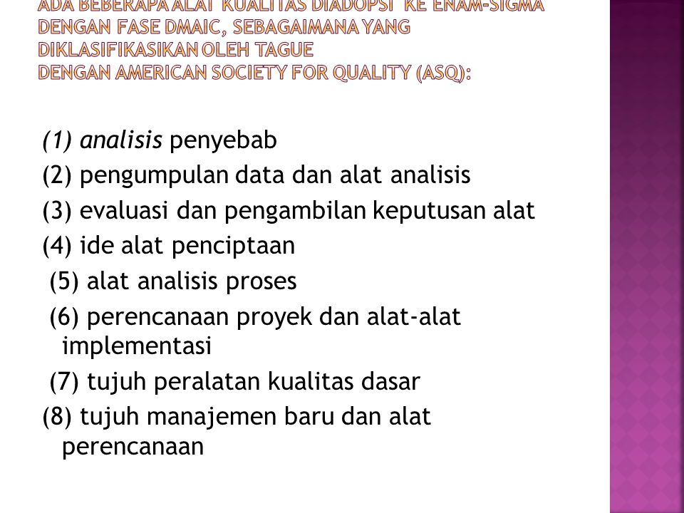 (2) pengumpulan data dan alat analisis