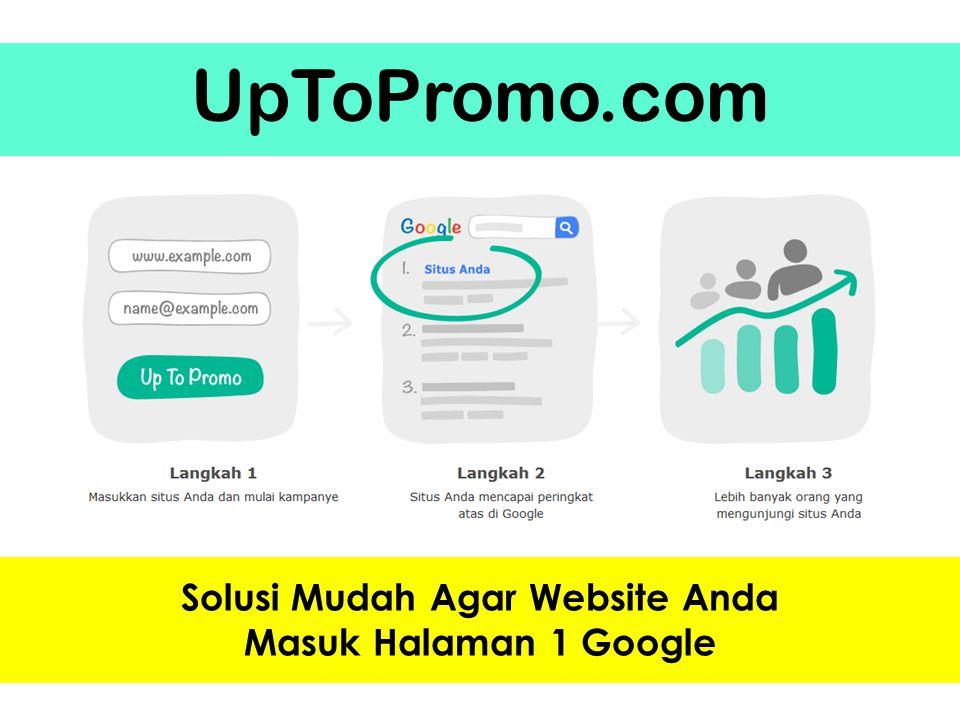 Solusi Mudah Agar Website Anda