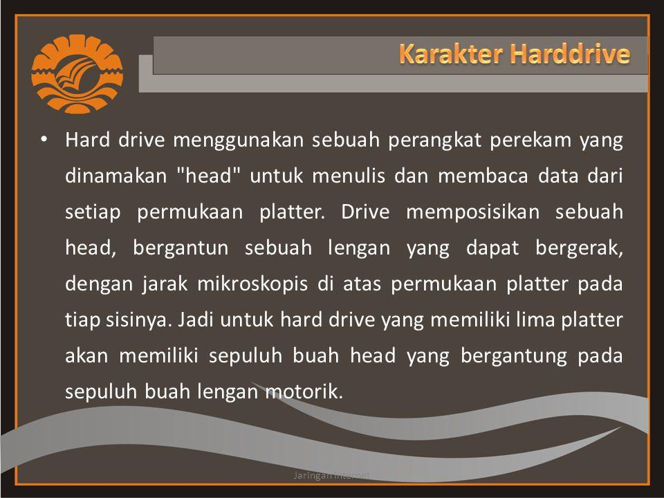 Karakter Harddrive