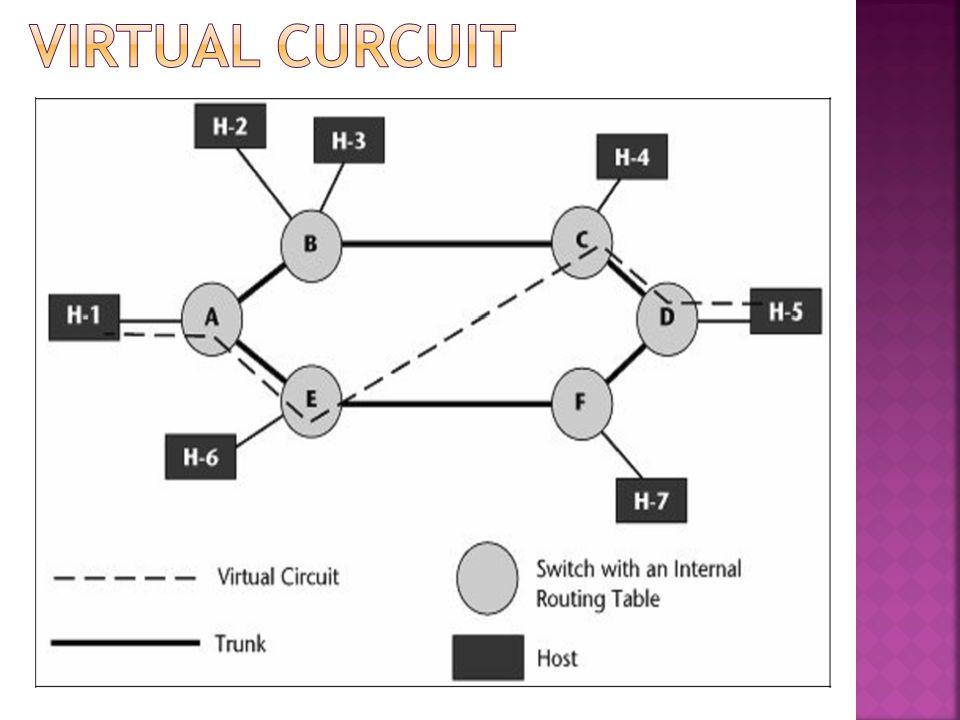 Virtual curcuit