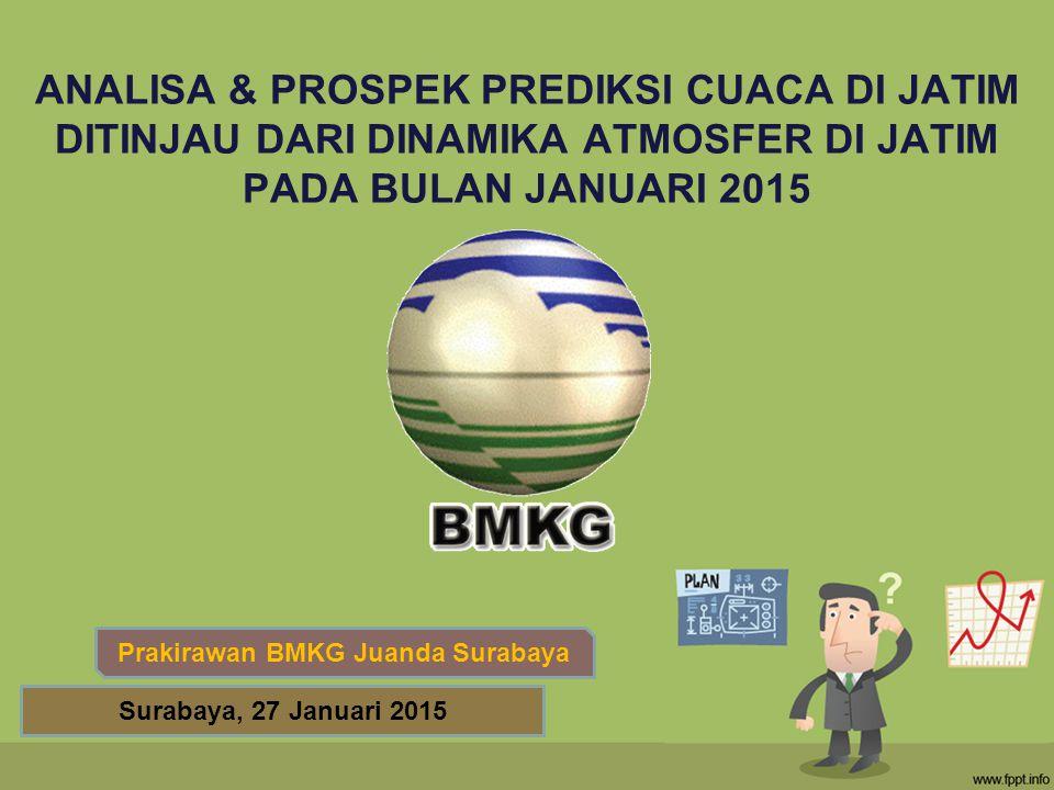 Prakirawan BMKG Juanda Surabaya