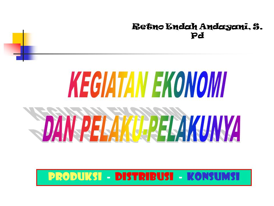 Retno Endah Andayani, S. Pd