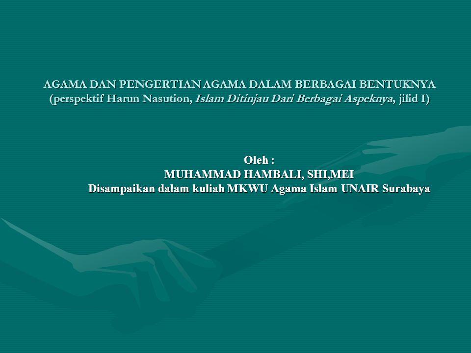 MUHAMMAD HAMBALI, SHI,MEI