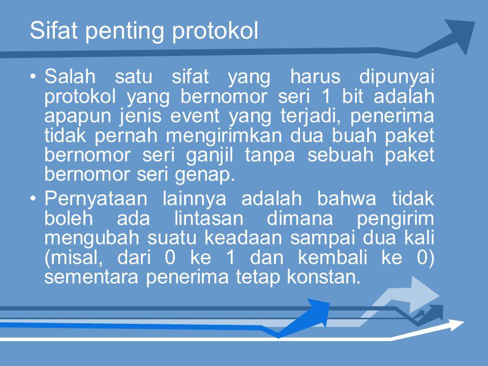 Sifat penting protokol