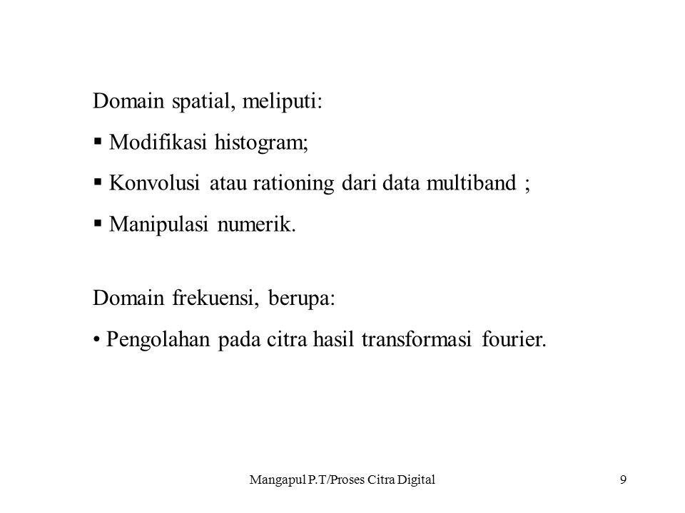 Mangapul P.T/Proses Citra Digital
