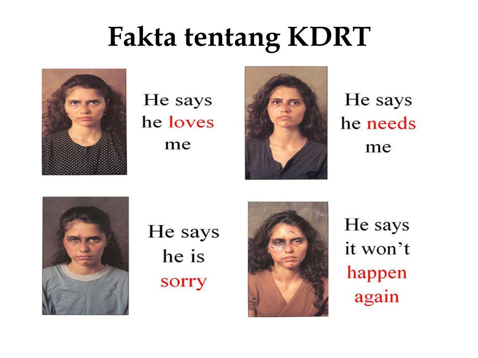 Fakta tentang KDRT