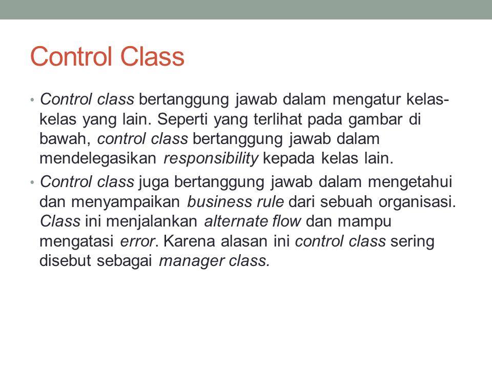 Control Class