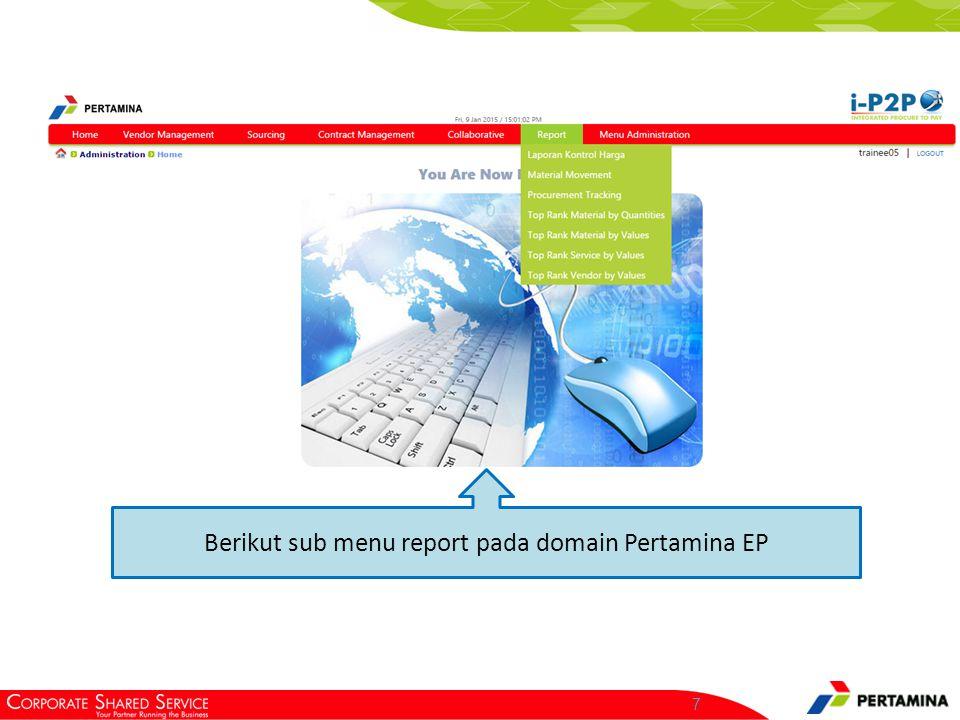 2 Aktivitas Report