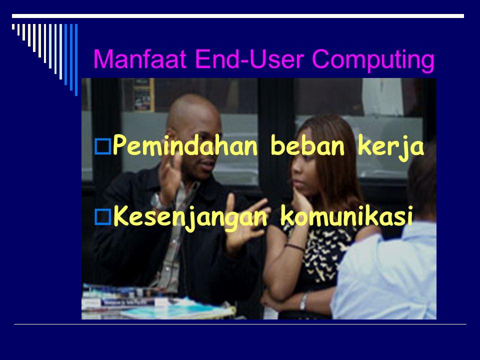 Manfaat End-User Computing