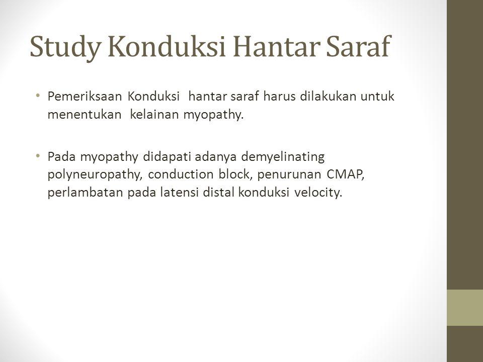 Study Konduksi Hantar Saraf