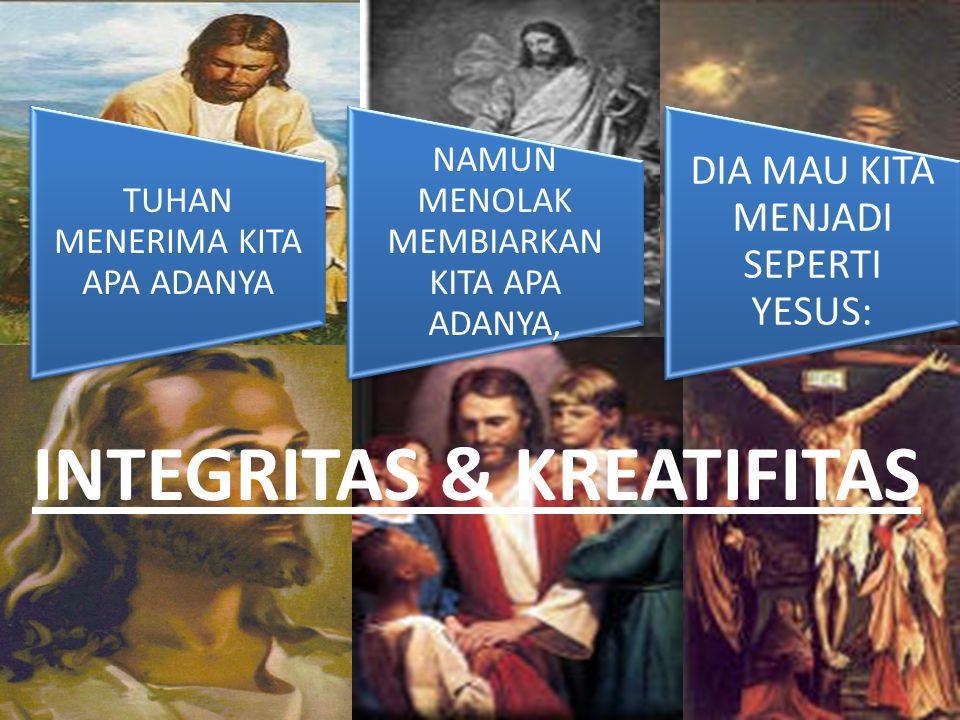 INTEGRITAS & KREATIFITAS