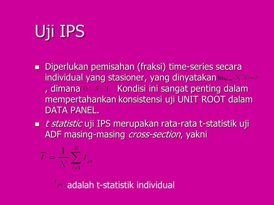 Uji IPS