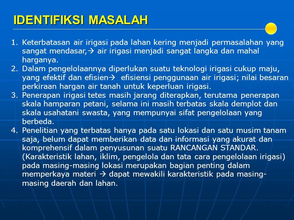 IDENTIFIKSI MASALAH