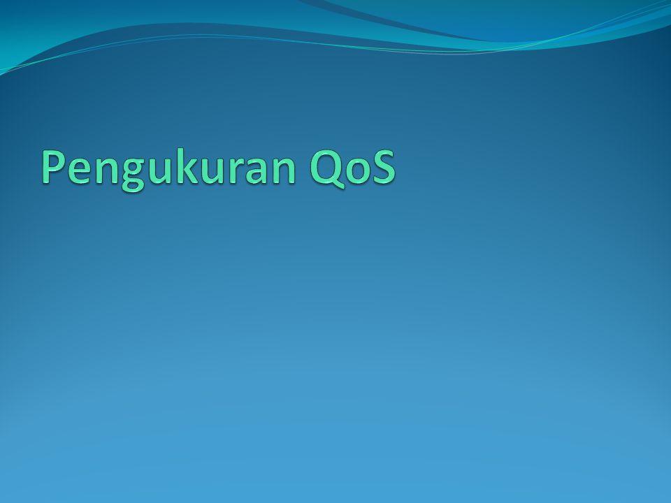 Pengukuran QoS