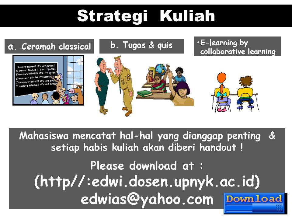 (http//:edwi.dosen.upnyk.ac.id)