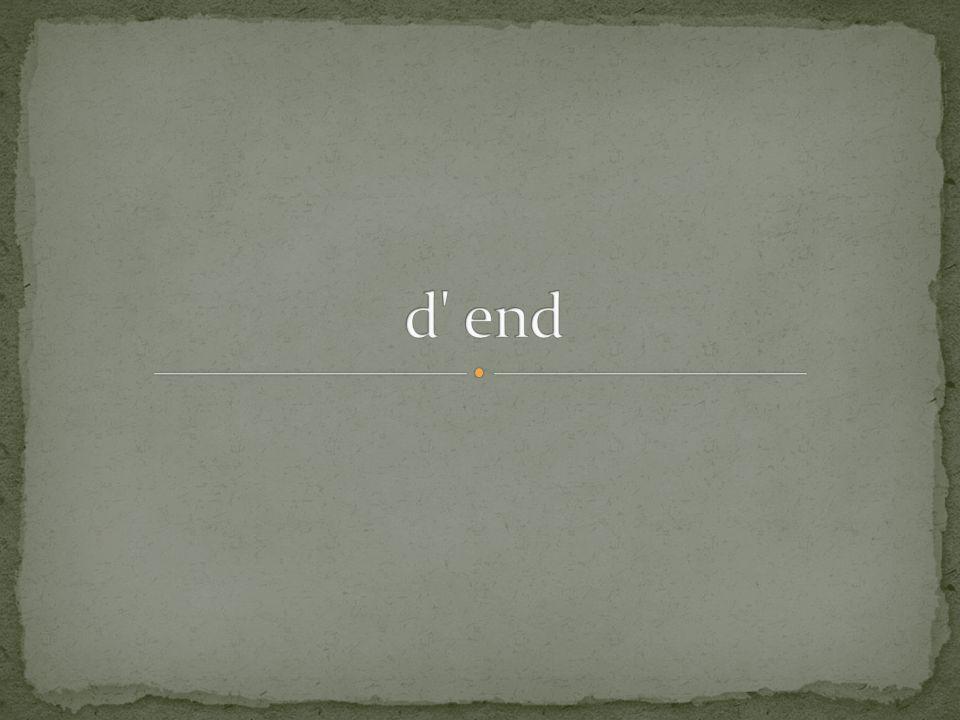 d end