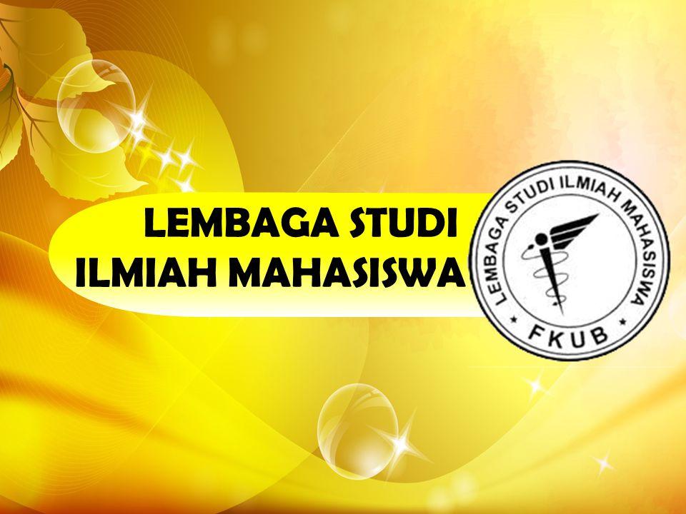 LEMBAGA STUDI ILMIAH MAHASISWA