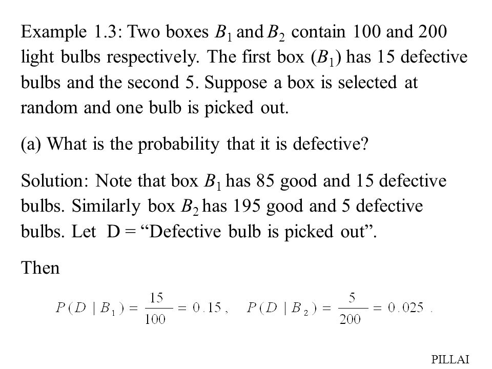 (a) What is the probability that it is defective