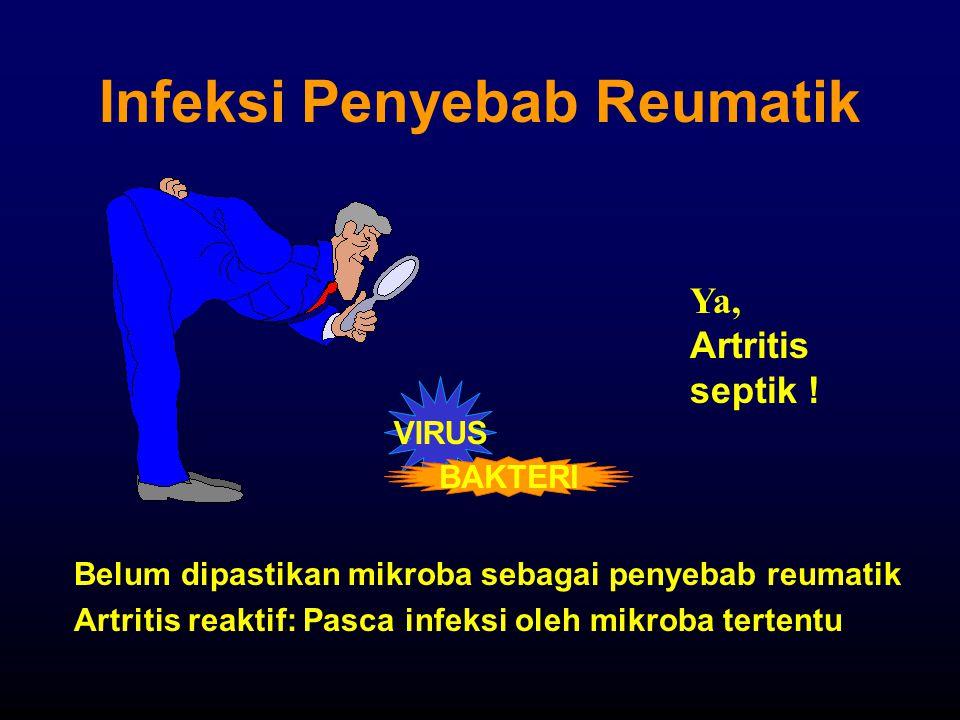Infeksi Penyebab Reumatik