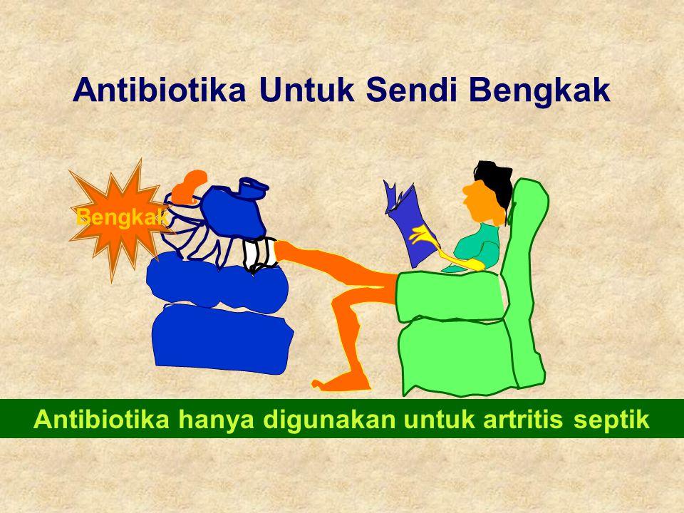 Antibiotika Untuk Sendi Bengkak