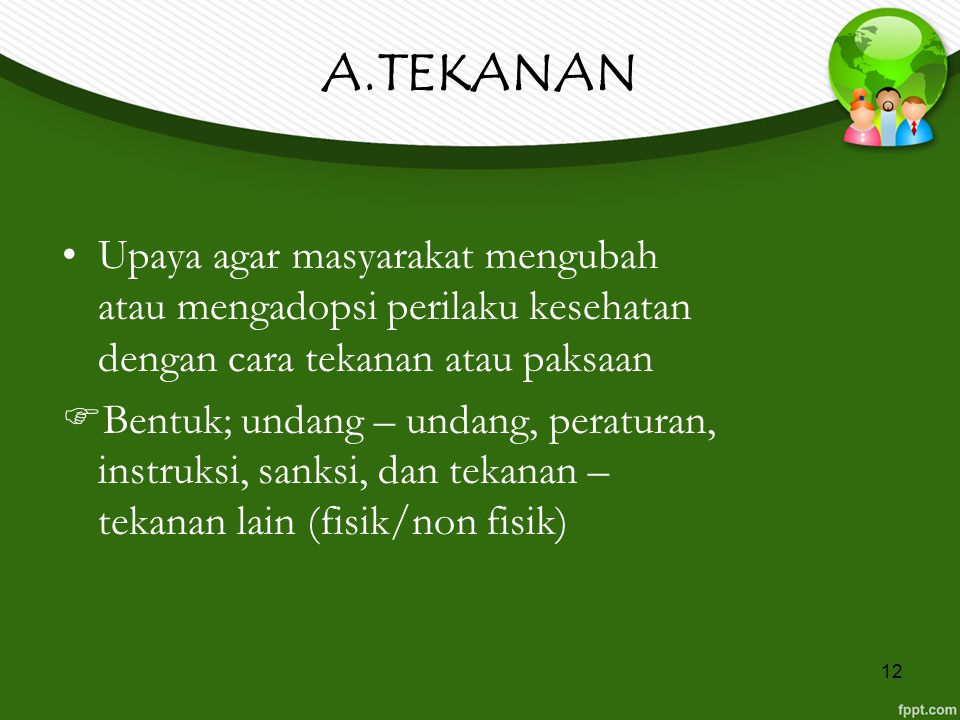 A.TEKANAN