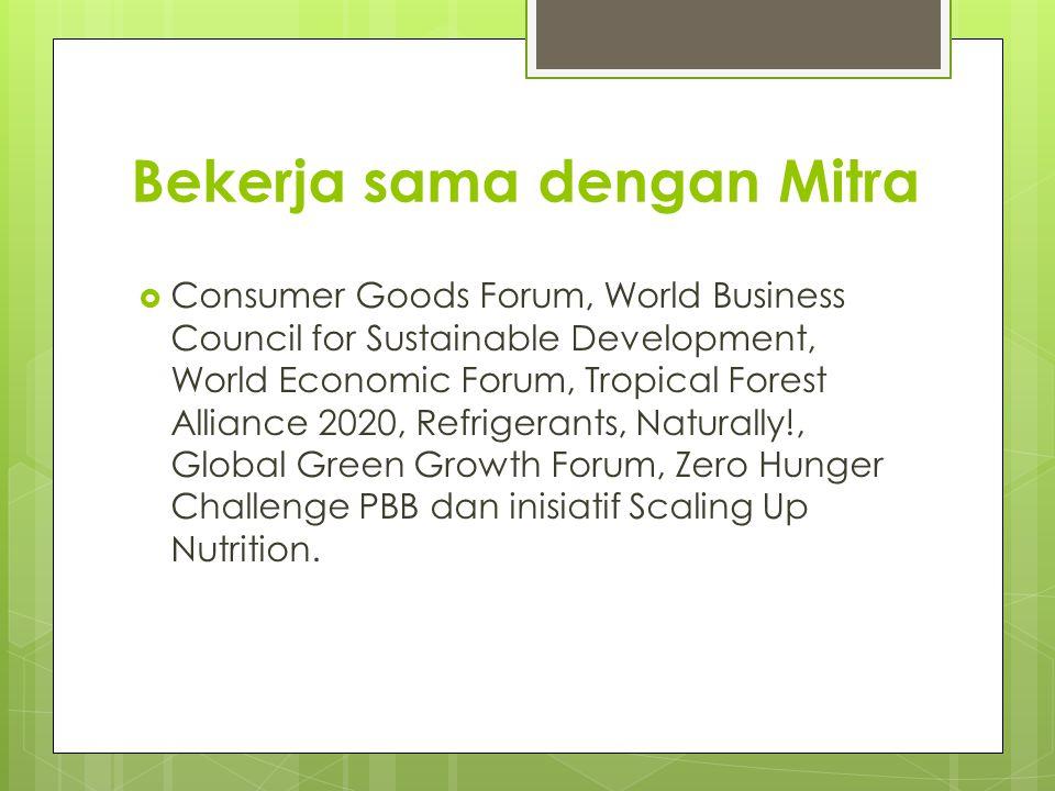 Bekerja sama dengan Mitra