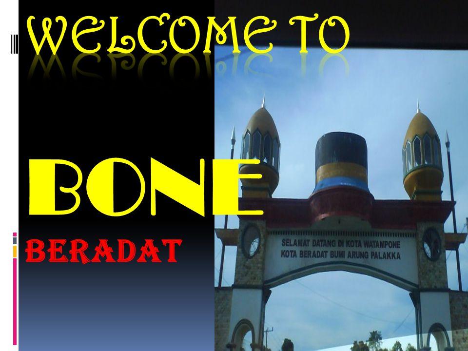 WELCOME TO BONE BERADAT